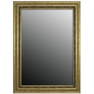 Andelusian Rose Silver Classic Wall Mirror By Second Look Mirrors