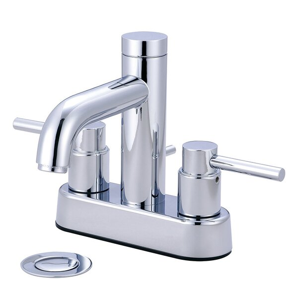 Motegi Centerset Bathroom Faucet with Drain Assembly by Pioneer
