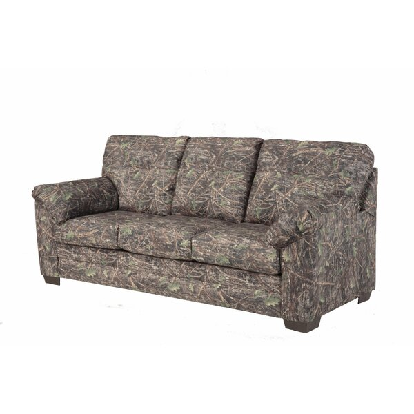 Modern Style Charlie Sleeper Sofa by Millwood Pines by Millwood Pines