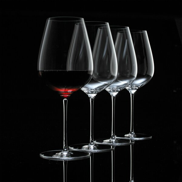 Fusion Air Wine Glass (Set of 4) by Wine Enthusiast