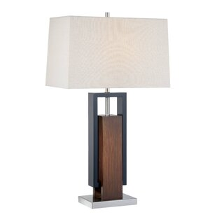 Compare & Buy Heitzman 31.5 Table Lamp By Wade Logan