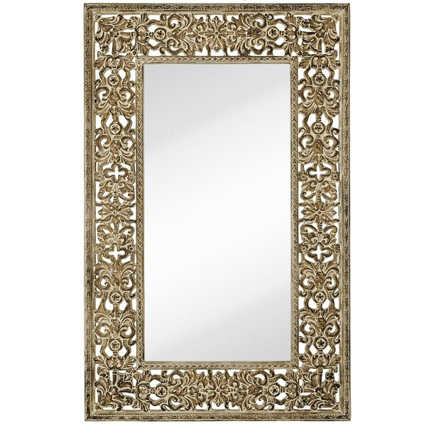 Traditional Beveled Glass Wall Mirror by Majestic Mirror