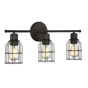 Anderson 3 Light Vanity Light