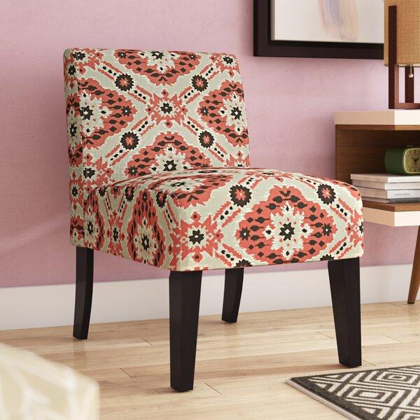Woodruff Slipper Chair by Ebern Designs