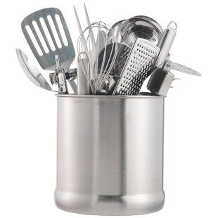 7 Stainless Steel Kitchen Utensil Holder