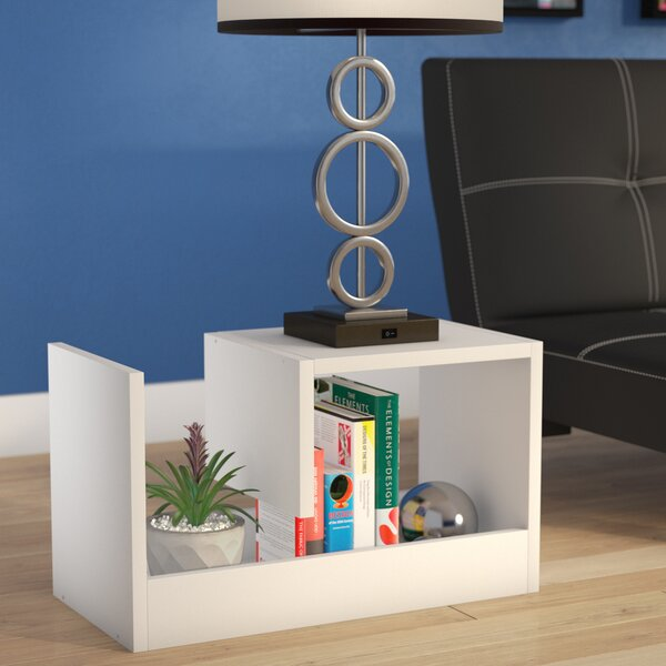 Natalee End Table by Zipcode Design