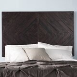 Jeffryston King Panel Headboard by Union Rustic