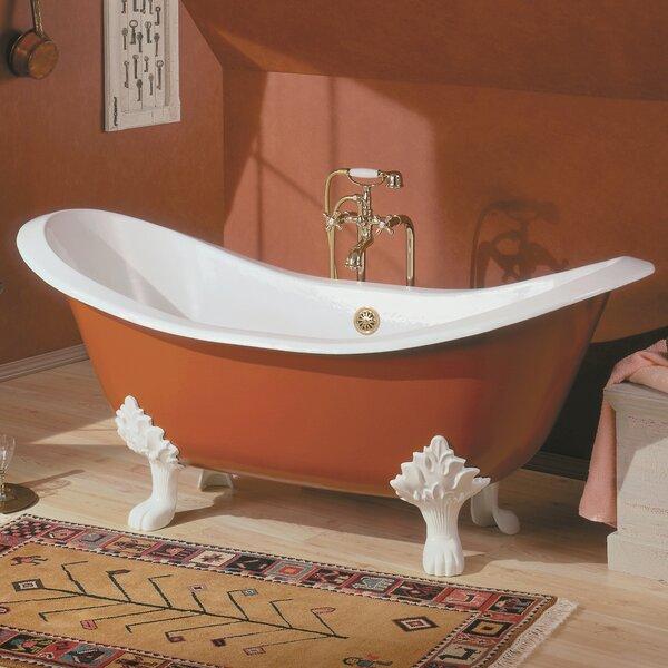 Regency 72 x 31 Soaking Bathtub by Cheviot Products