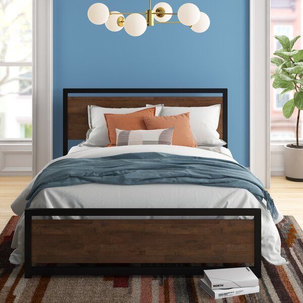 Adelaide Platform Bed by Foundstone