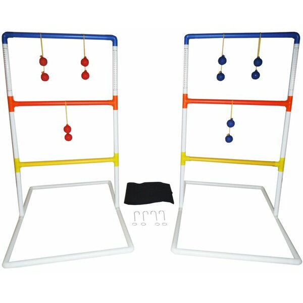 12 Piece Ladder Ball Set by Yolo Sports