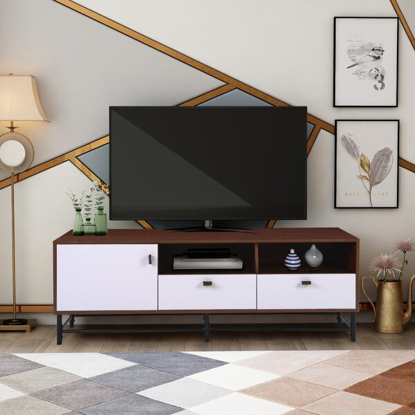 Beudan TV Stand For TV Up To 65