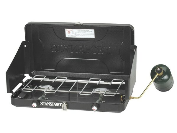 2-Burner Propane Stove by Stansport