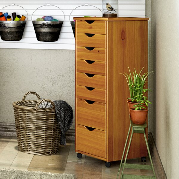 8-Drawer Storage Chest by Adeptus