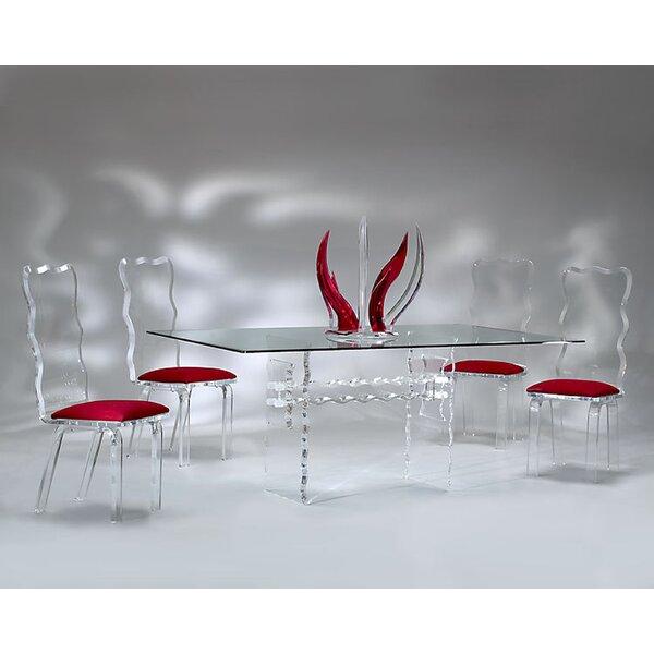 Hazzard 5 Piece Dining Set By Brayden Studio