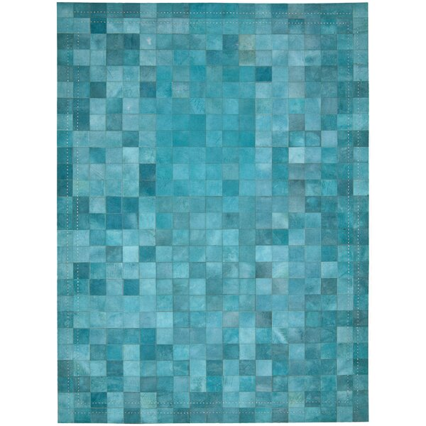 Medley Hand-Woven Blue Area Rug by Barclay Butera Lifestyle