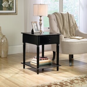 Babson Side Table by Three Posts
