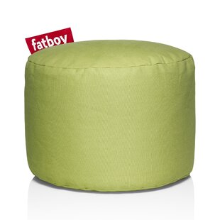 Point Stonewashed Bean Bag Chair by Fatboy