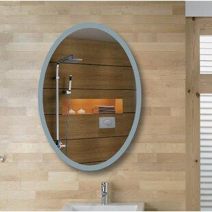 Best Reviews Havens LED Bathroom/Vanity Mirror ByOrren Ellis