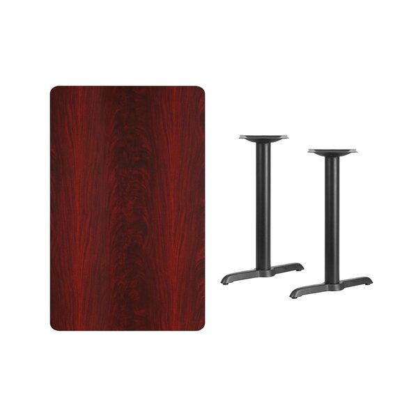 Adelina Rectangular Laminate Dining Table by Symple Stuff