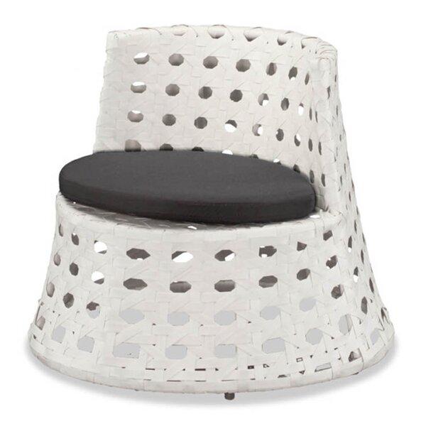 Happy Hour 5 Piece Sunbrella Conversation Set with Cushions by 100 Essentials