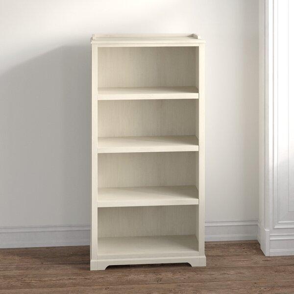 Claremore 4 Shelf Standard Bookcase By Alcott Hill