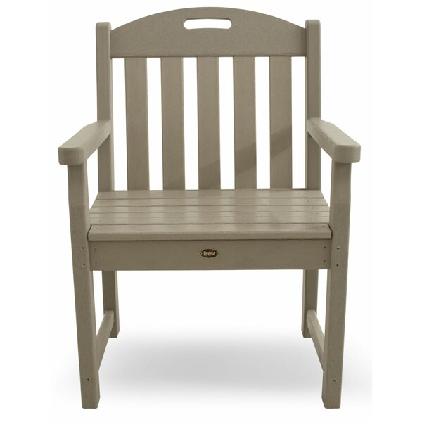 Yacht Club Garden Patio Chair by Trex Outdoor Trex Outdoor