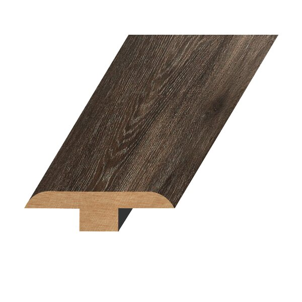 0.47 x 1.81 x 94 Oak T-Molding in Ampera by Concept One Accessories