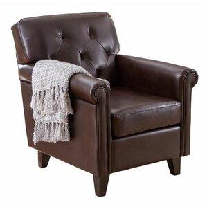 bustamante tufted club chair
