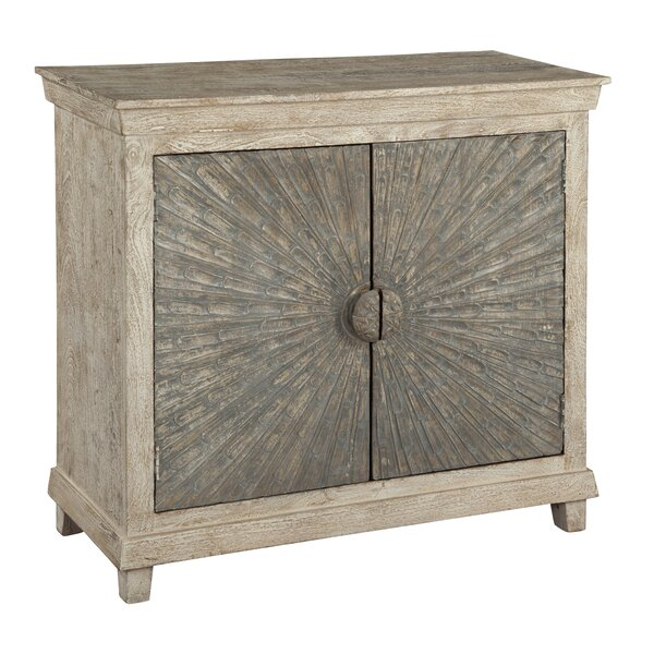 Nessa 2 Door Accent Cabinet by Bloomsbury Market Bloomsbury Market