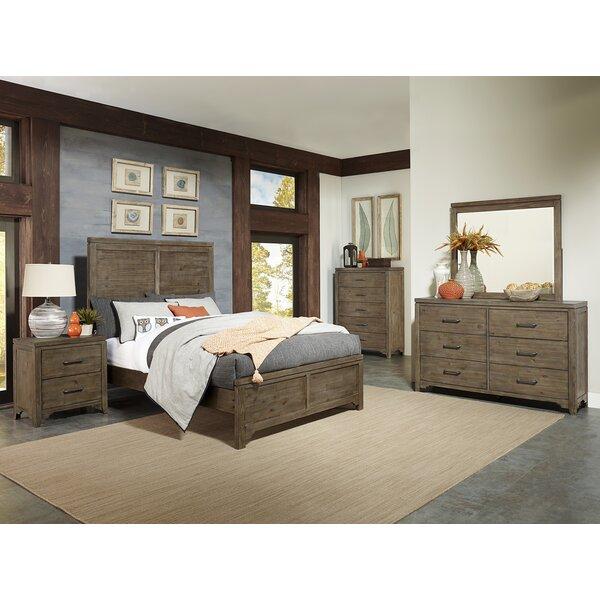 Saucedo Queen Standard Configurable Bedroom Set by Union Rustic