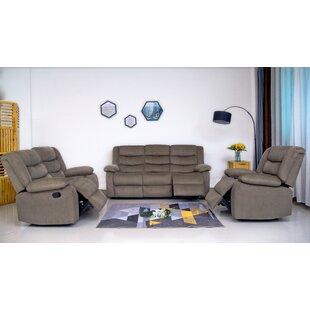 Castlereagh Reclining Living Room Set by Winston Porter