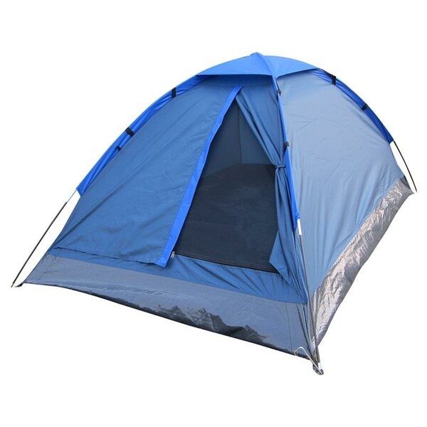 Dome Camping 3 Person Tent by Inland Products