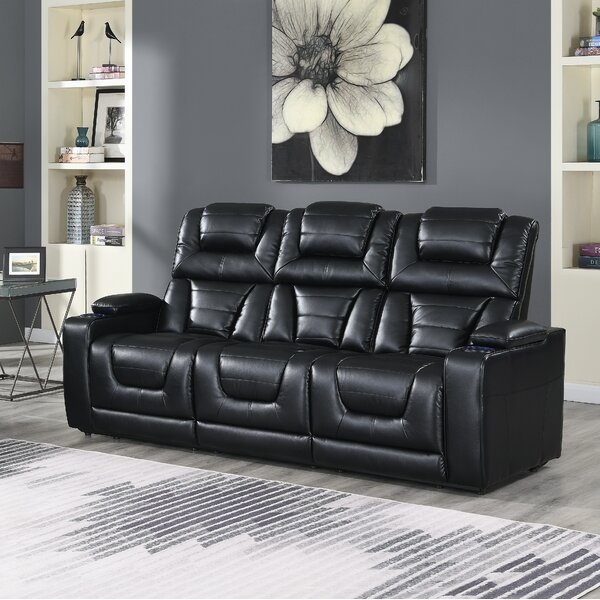 Low Priced Kirkby Reclining Sofa by Red Barrel Studio by Red Barrel Studio