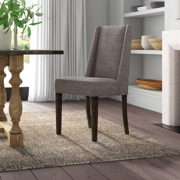 Walton Upholstered Dining Chair (Set of 2) by Gracie Oaks