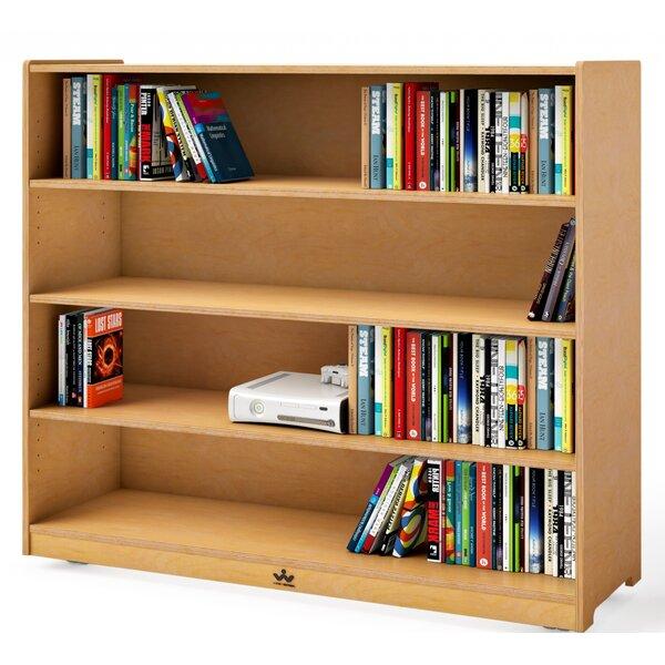 Kiro Shelf Cabinet Bookcase by Zoomie Kids