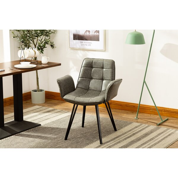 Sharolyn Upholstered Dining Chair (Set of 2) by Ivy Bronx