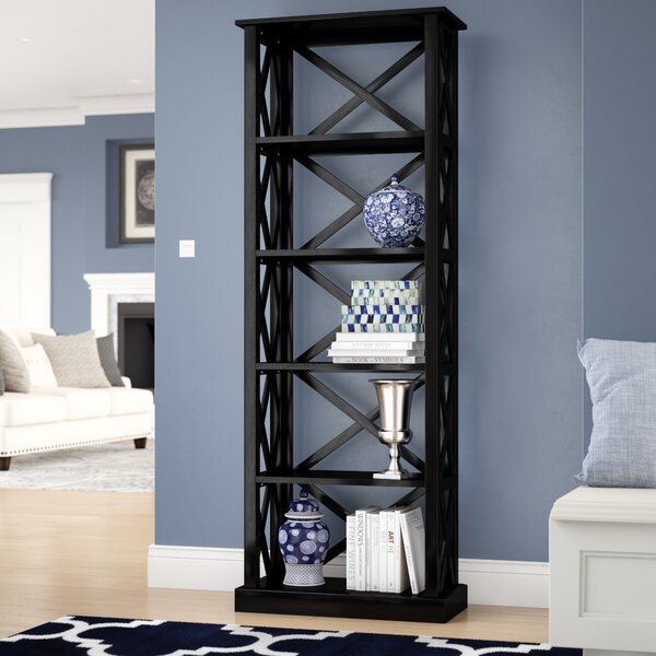 Stronghurst Etagere Bookcase by Andover Mills
