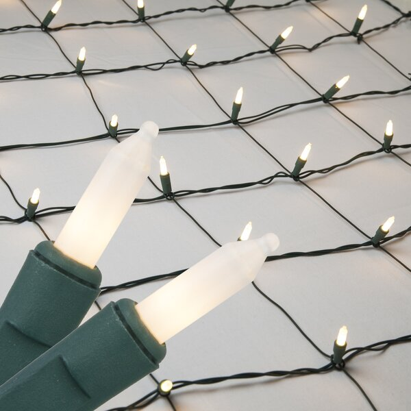 Frost Mini Net Light by Kringle Traditions