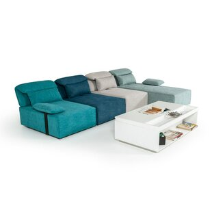 Oswald Modular Fabric Sectional