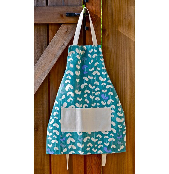 Organic Cotton Young Chef Apron by ASD Living