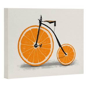 'Vitamin' Graphic Art Print by East Urban Home
