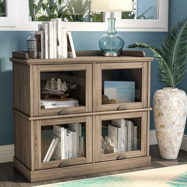 Borchert Barrister Bookcase by Beachcrest Home