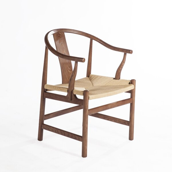 Esther Solid Wood Dining Chair by Foundry Select