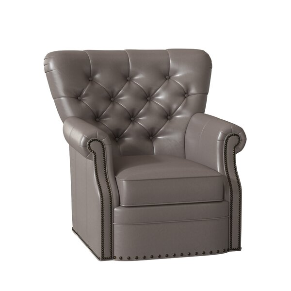 Kirby Swivel Armchair by Bradington-Young