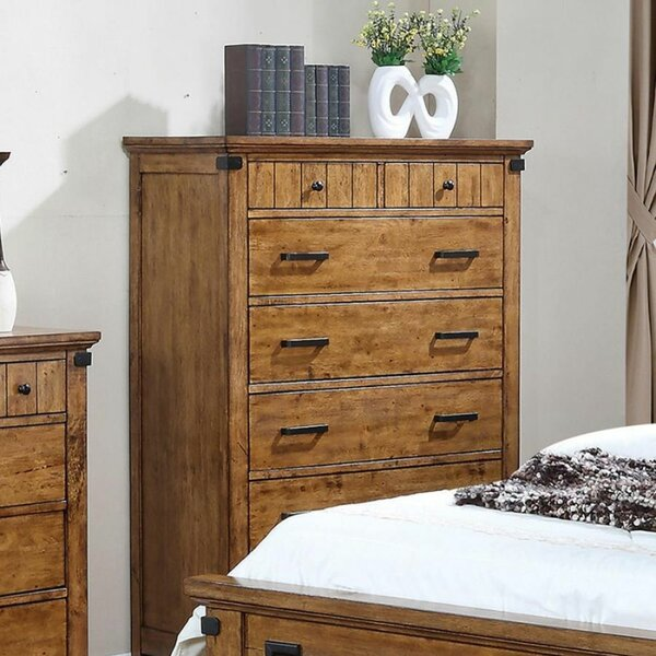 Fort Calhoun 7 Drawer Chest by Loon Peak