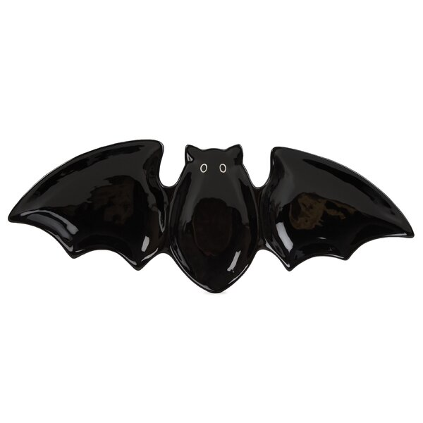 Bat Platter by Fitz and Floyd