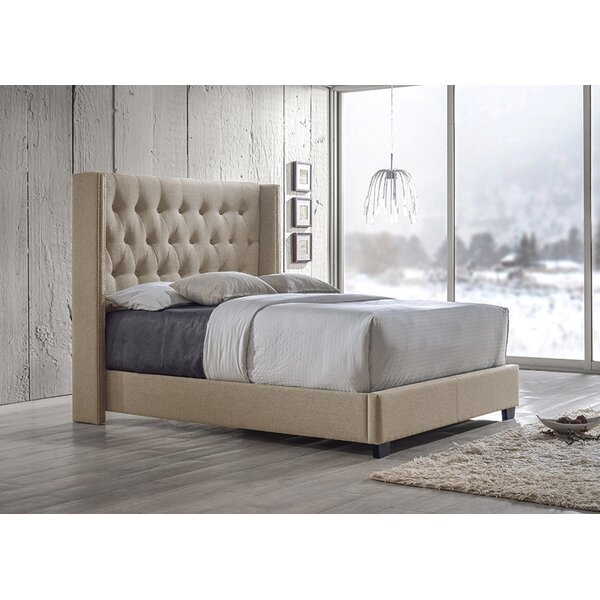 Ferdinand Upholstered Bed by Mercer41