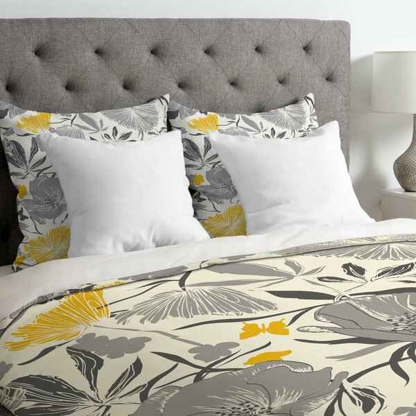 Lightweight Bryant Park Duvet Cover by East Urban Home