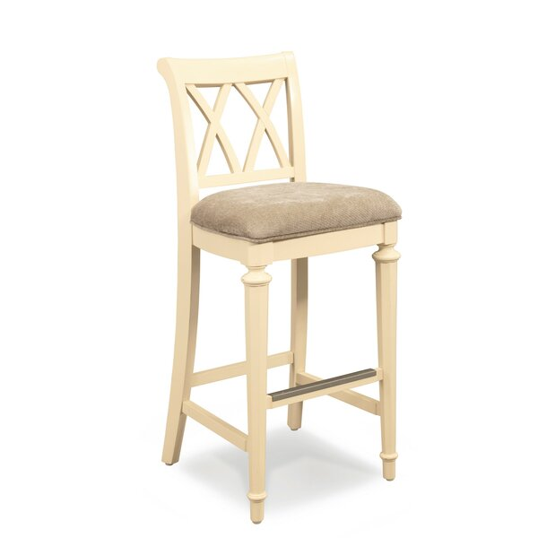 Wheelock 30 Bar Stool by Beachcrest Home