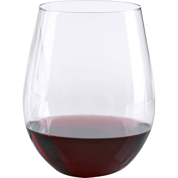 Statesiast Cabernet Stemless Wine Glass (Set of 4) by Wine Enthusiast